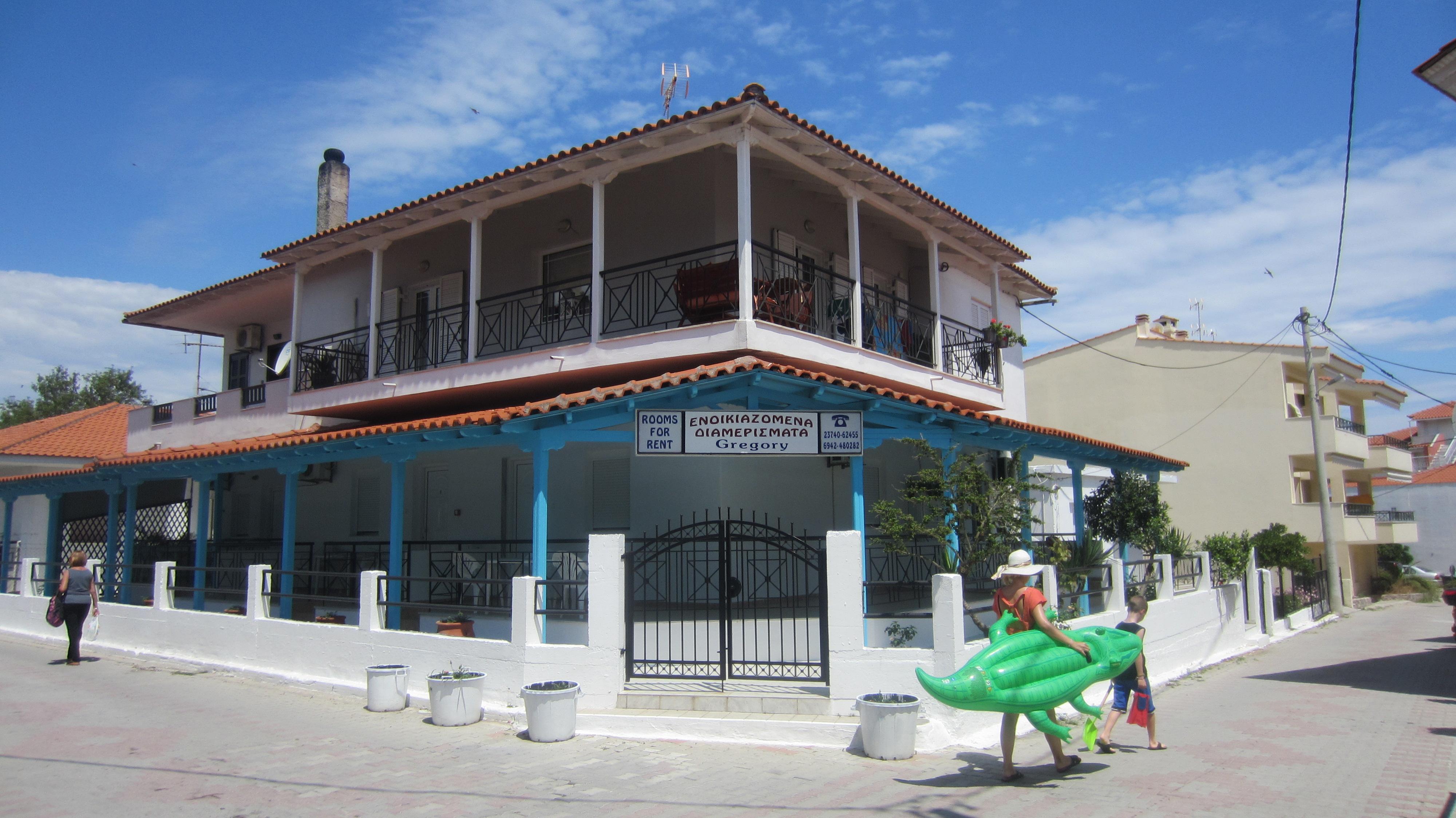 Vila GREGORY